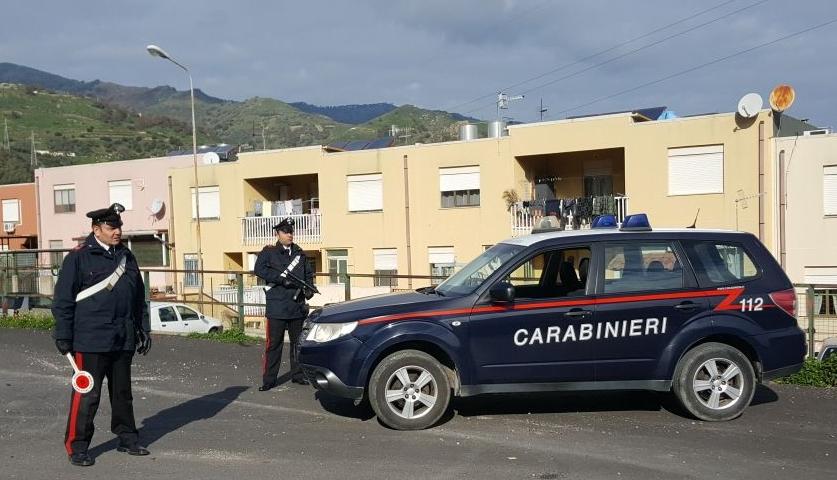 Furto in abitazione, 31enne arrestato dai carabinieri di Bordonaro