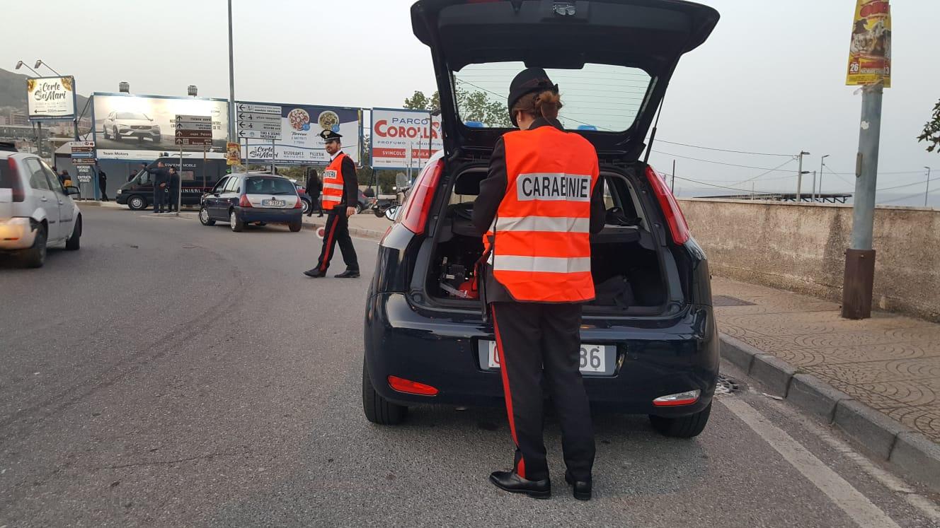 Primo maggio, giro di vite dei Carabinieri