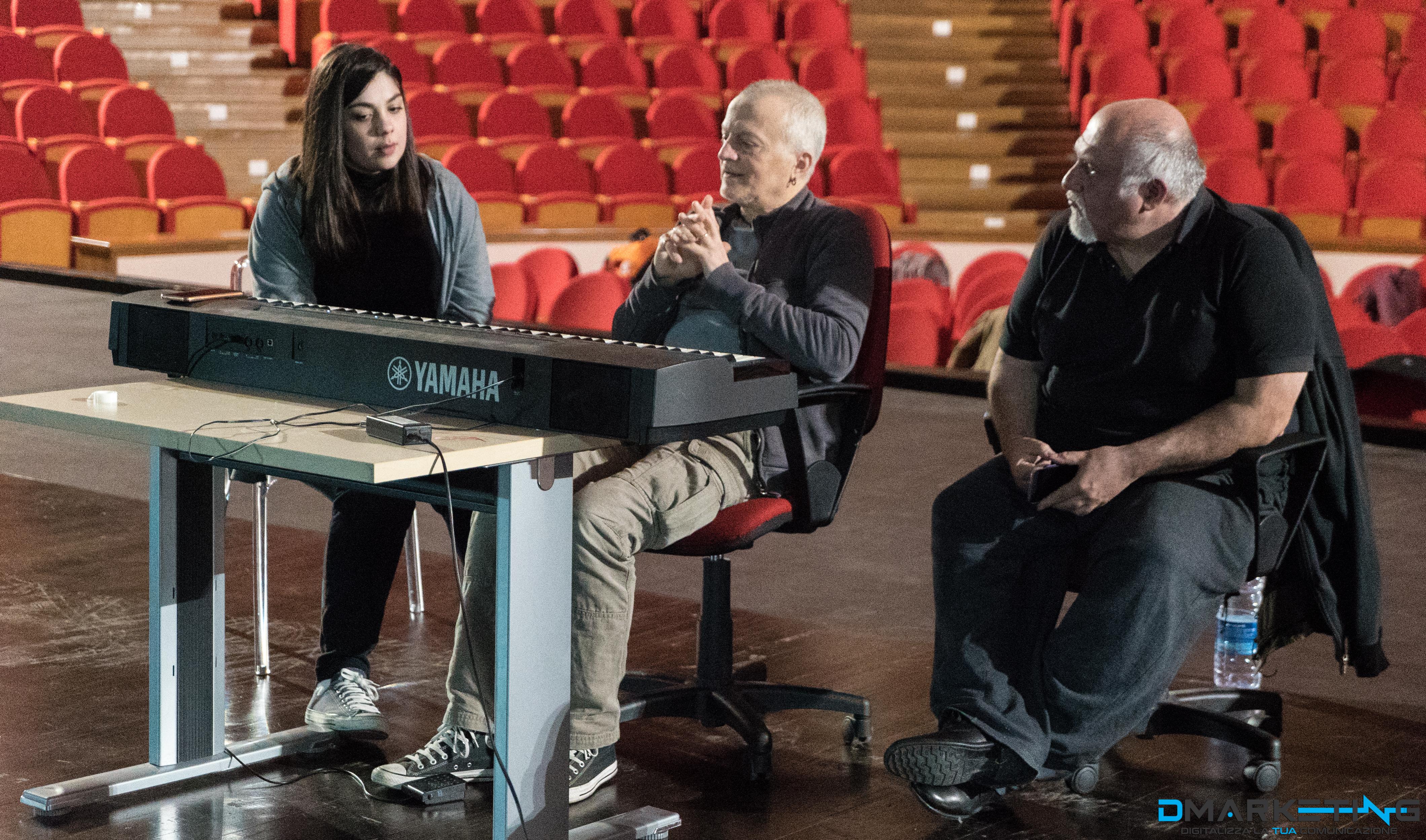 Teatro Mandanici. Presentazione dello spettacolo D'Artagnan e i tre moschettieri