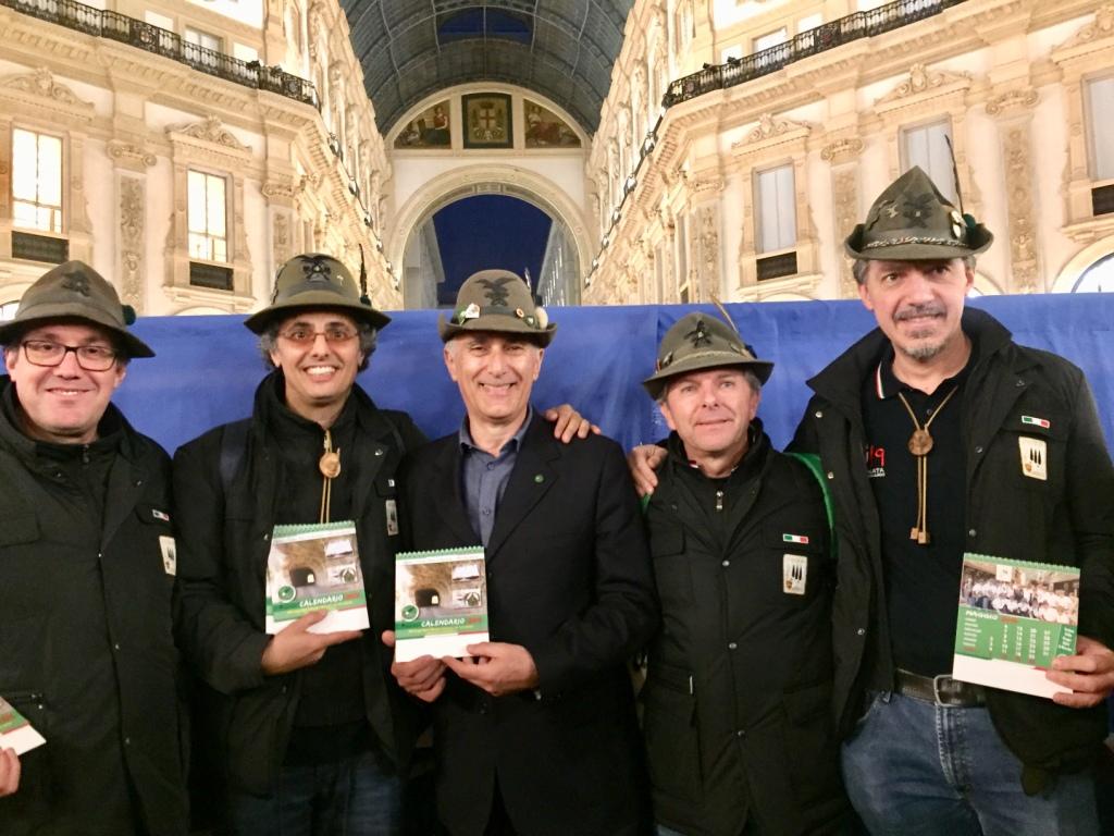 Coro alpino lombardo torna in Sicilia: a giugno appuntamenti nel Messinese