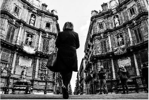 Premio Michelangelo Vizzini, trionfano le foto in bianco e nero