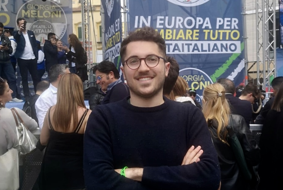 """Alberto Arbuse nominato coordinatore città metropolitana Messina di """"Gioventù nazionale"""""""