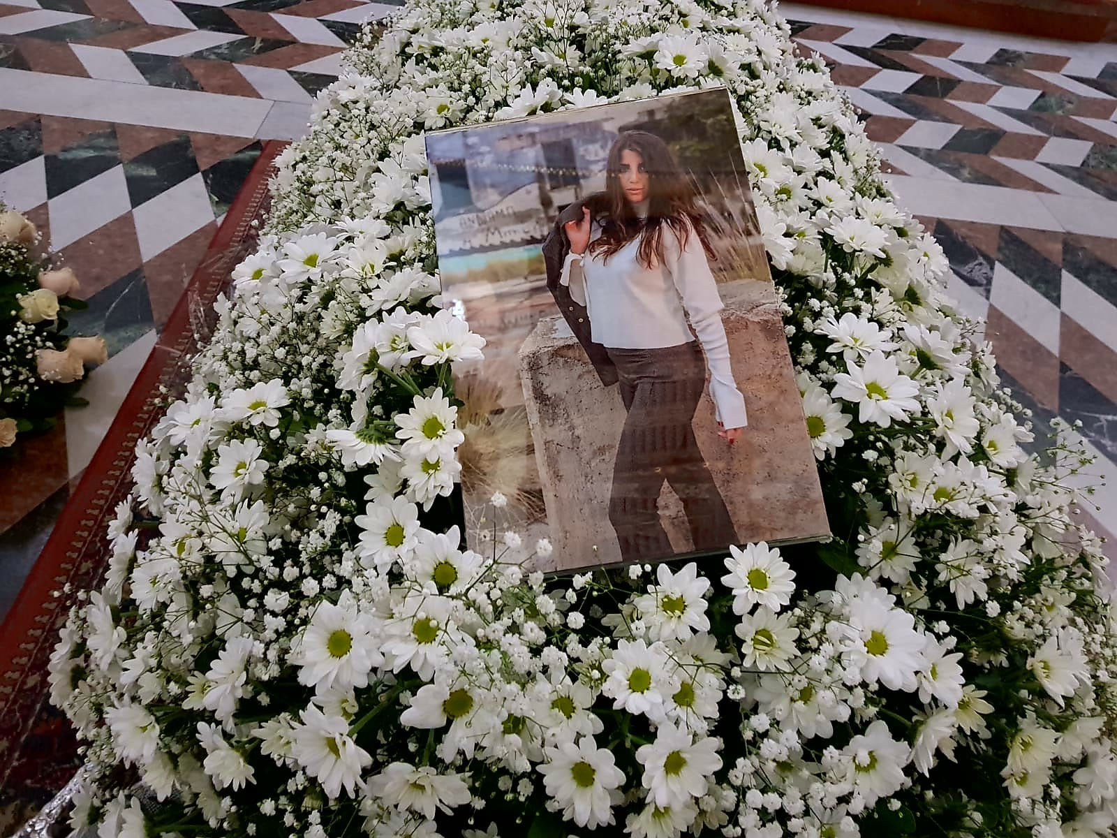 Saranno celebrati oggi al Duomo i funerali di Margherita Rosso
