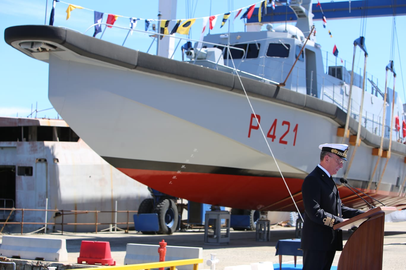 Varate due nuove navi della Marina a Messina