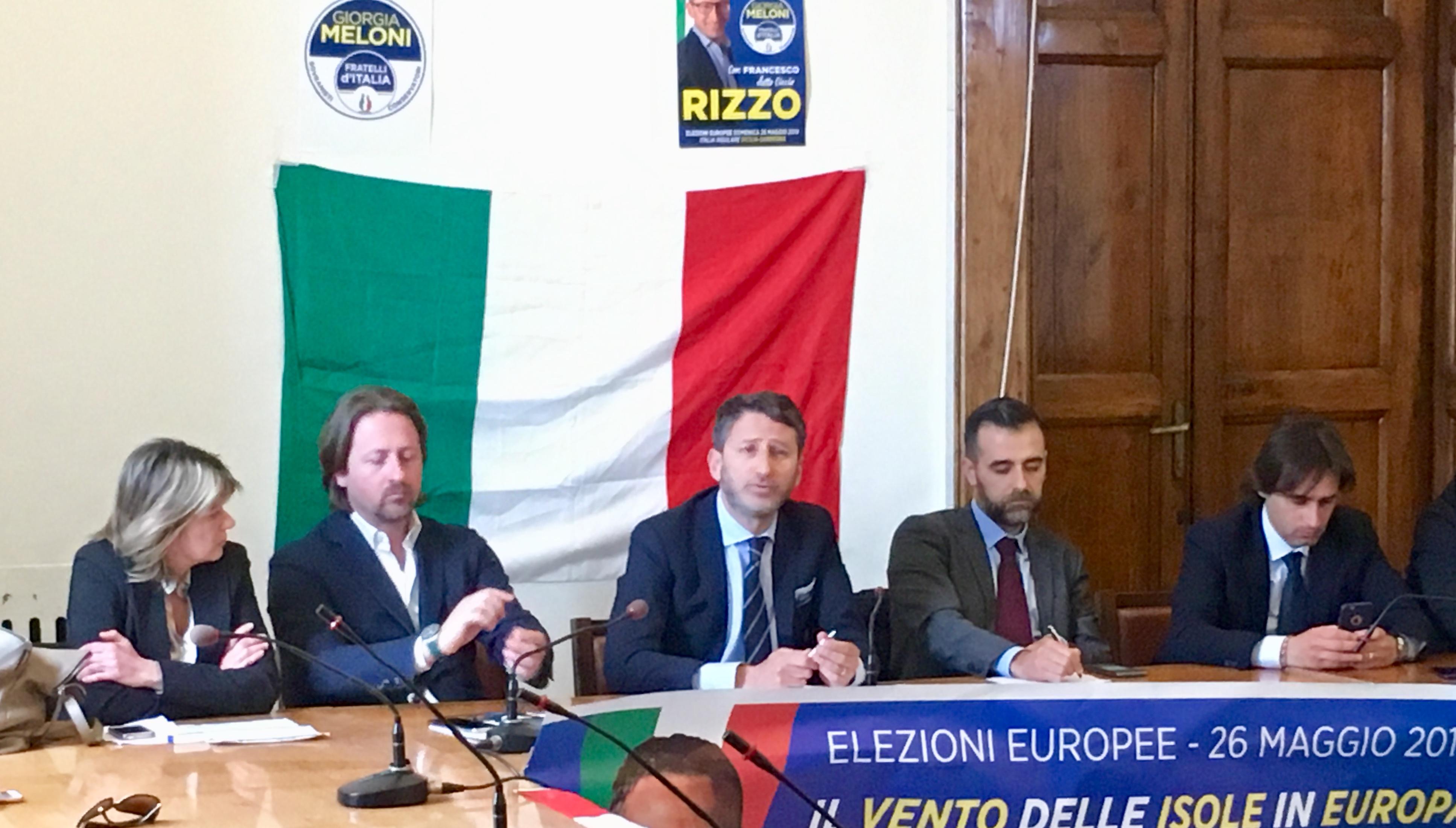 """Europee, Rizzo ci riprova: """"Con Musumeci rapporti splendidi"""""""