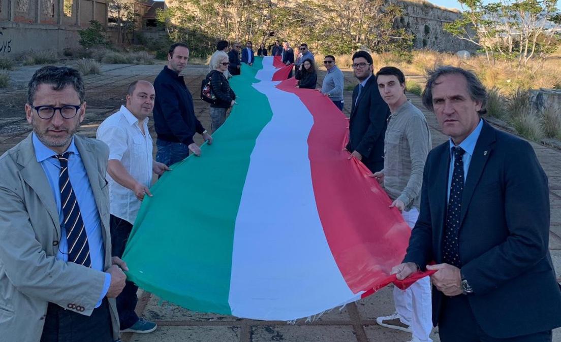 Europee, Ciccio Rizzo (Fdi) chiude la campagna elettorale alla Zona Falcata