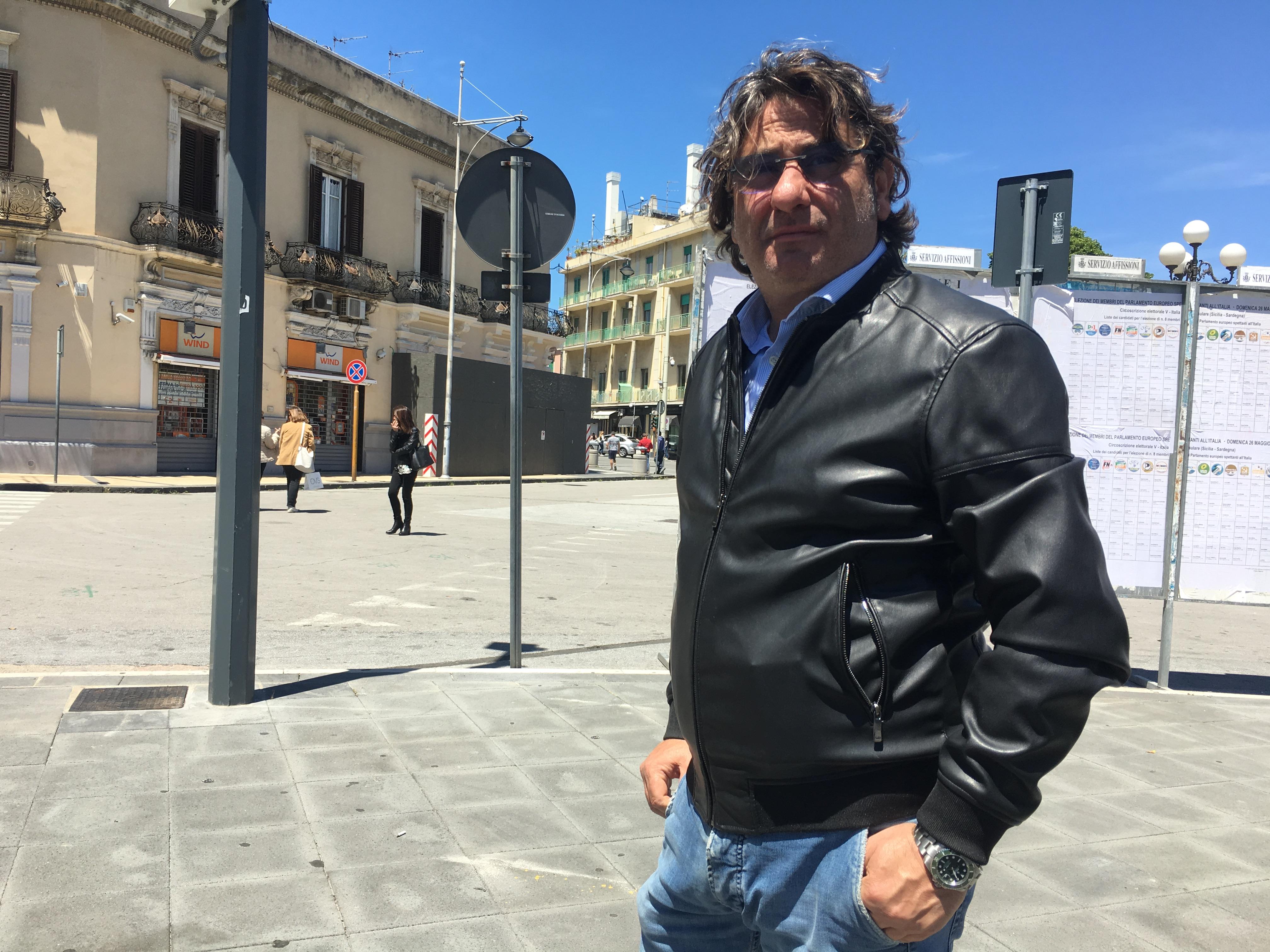 """Santoro: """"Favorevoli alle Isole pedonali, contrari alle strade chiuse. Piazza Cairoli va riaperta"""""""