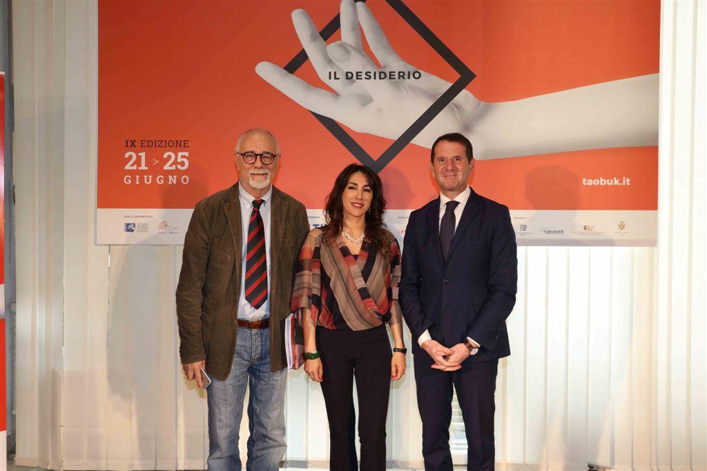 Taormina book festival, presentata la nona edizione