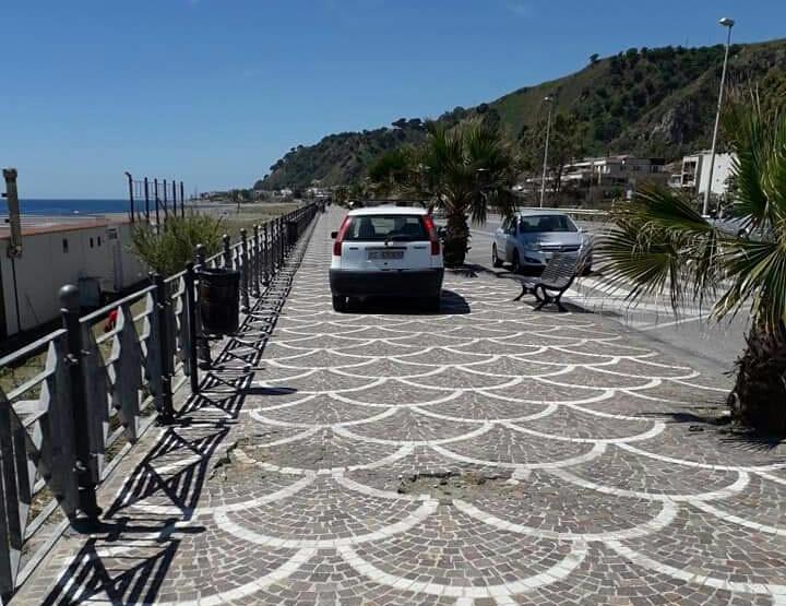 Santa Margherita: manovra folle di un automobilista sul lungomare