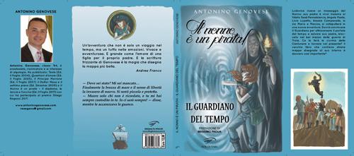 Al Parco Maggiore La Rosa arrivano i pirati con  Il guardiano del tempo di Antonino Genovese