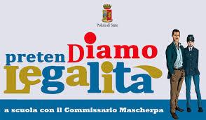 Commissario Mascherpa, tra i premiati gli alunni dell'Istituto comprensivo di Patti