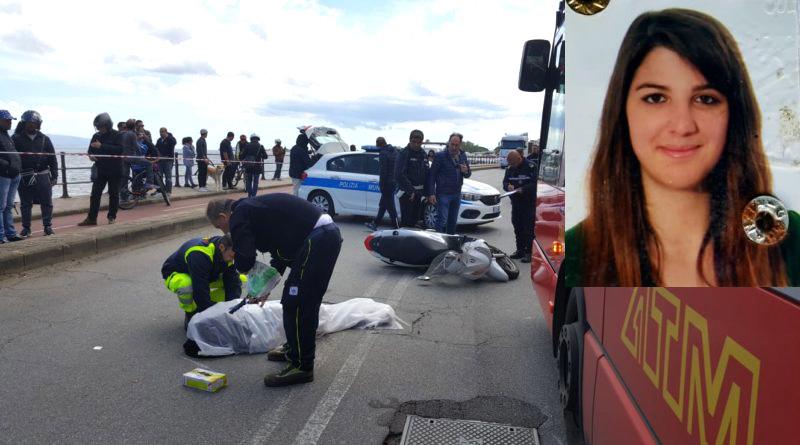 Disgrazia a Paradiso: ragazza di 25 anni schiacciata dalle ruote di un camion