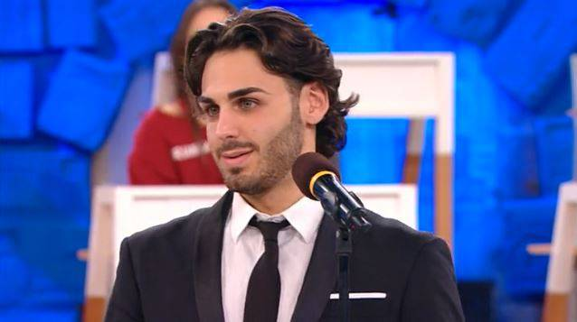 Amici, il successo di Alberto fa volare gli ascolti di Canale 5