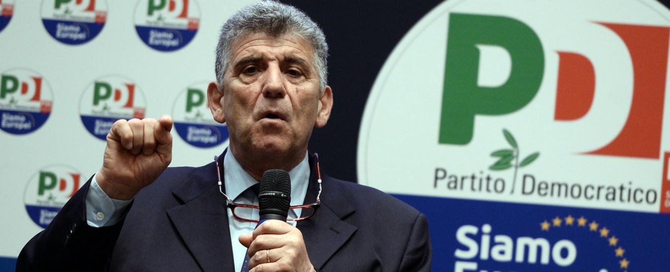 """Il medico di Lampedusa Pietro Bartolo """"rianima"""" il Pd"""