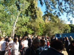 """""""Festa di Primavera"""", i messinesi riscoprono… Villa Dante"""