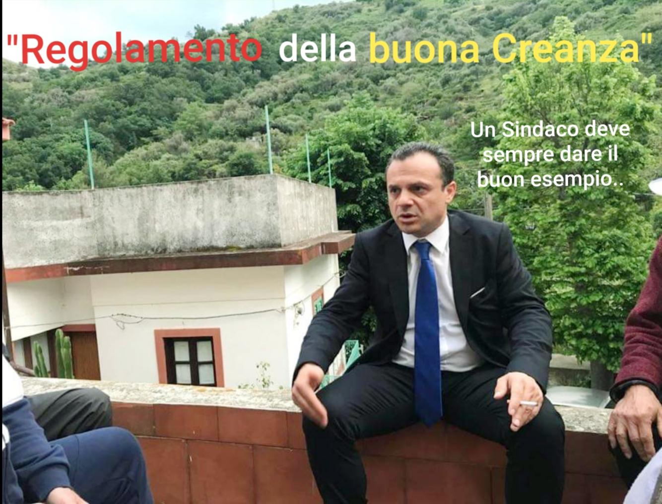 Un regolamento per le buone maniere di De Luca: la nuova provocazione di Mli