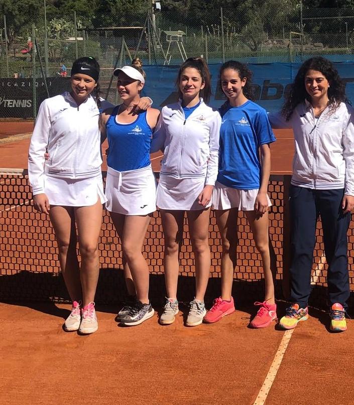 Tennis, C femminile: il Ct Vela campione regionale