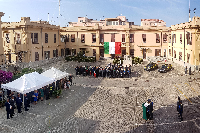 Guardia di Finanza: incarico a Genova per Tomei, a Messina arriva Mastrodomenico