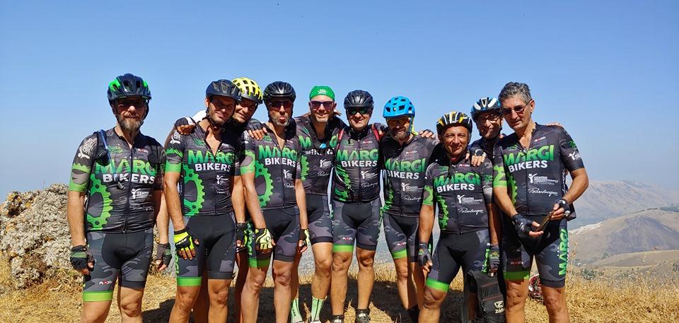 """La Via Francigena delle montagne """"rivive"""" grazie all'Asd Margi Bikers"""