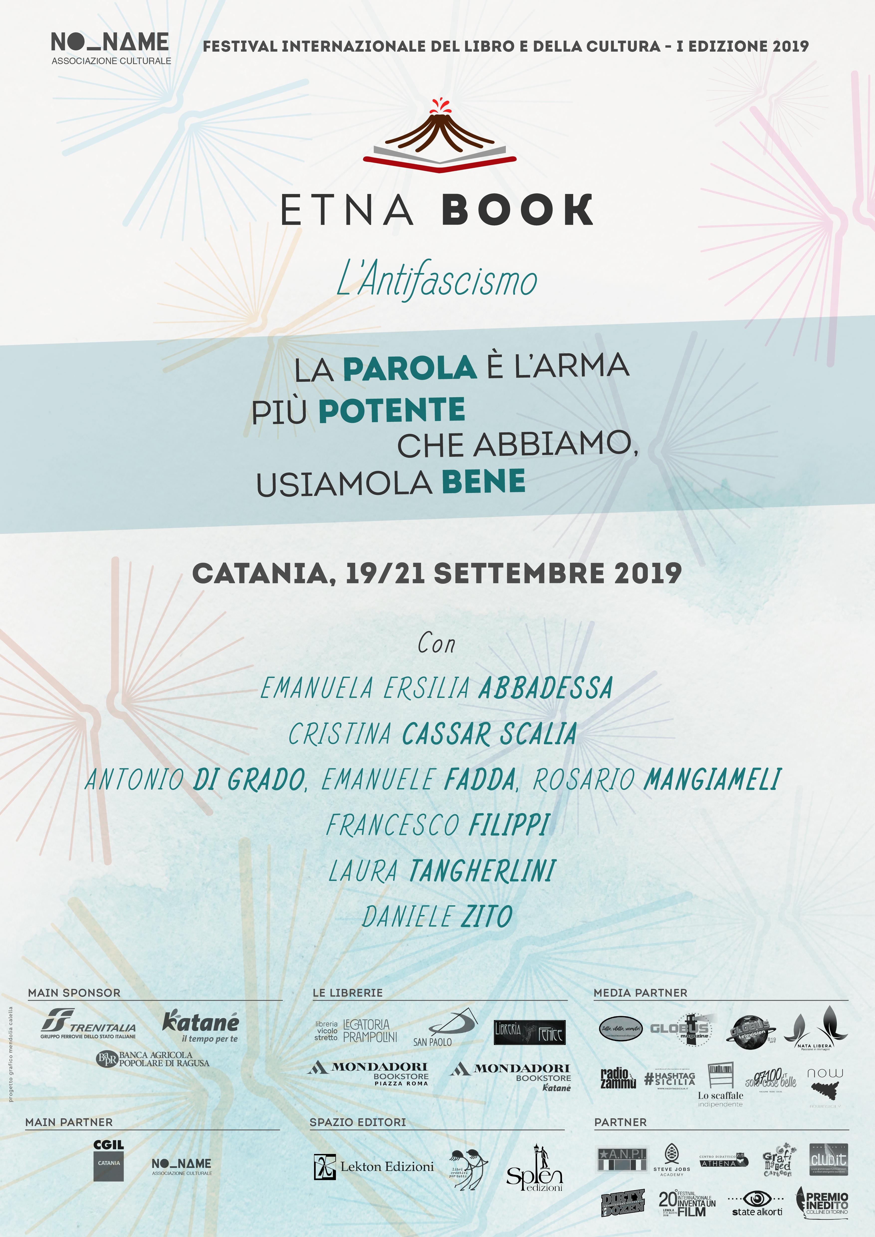 Presentata la I° edizione di Etnabook