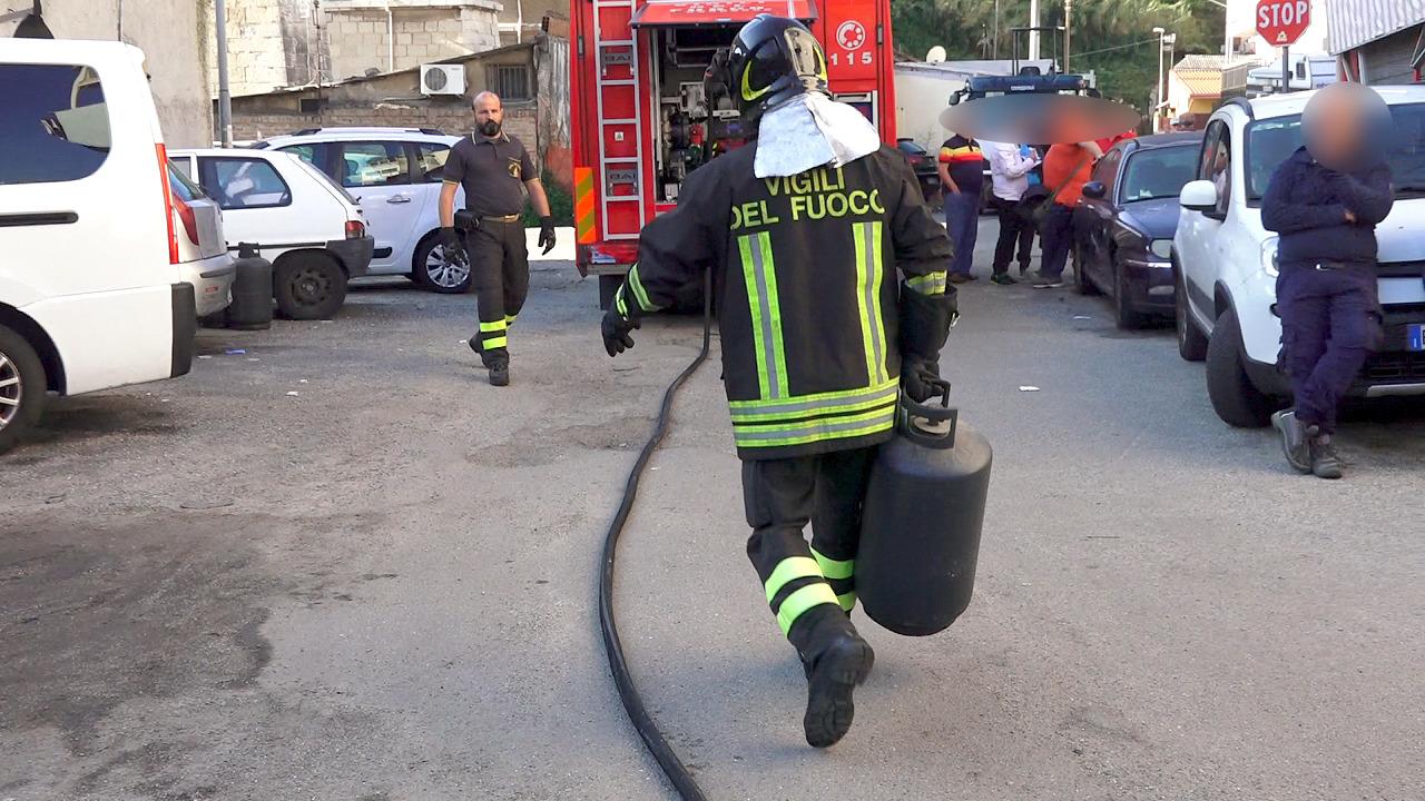 """Usb Vigili del Fuoco: """"Messina in sofferenza, serve presidio nella zona Sud"""""""