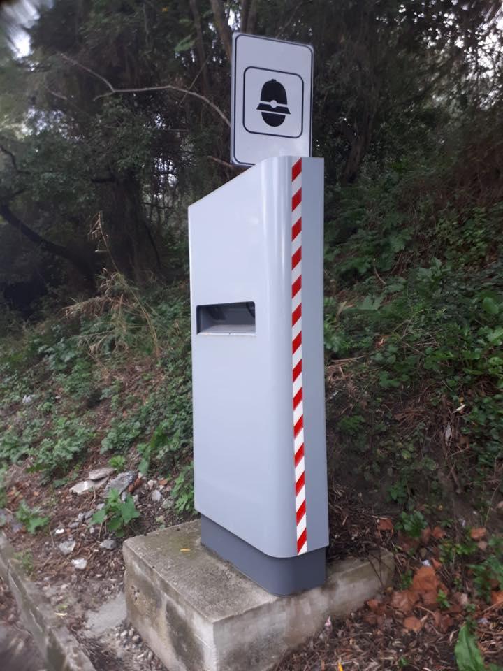 Dopo cinque anni riattivato l'autovelox ad Orto Liuzzo
