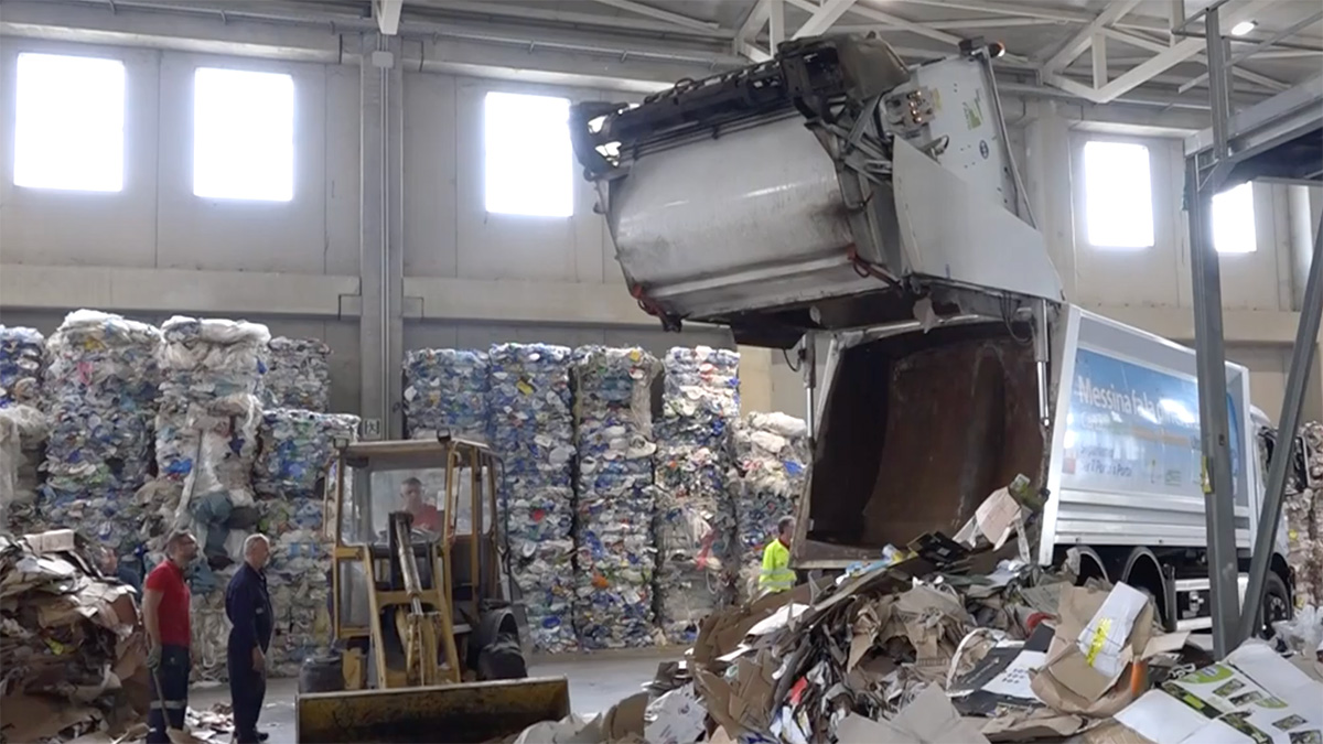 Porta a Porta: a novembre raccolti 1.000.000 kg di cartone, carta, plastica, alluminio e vetro