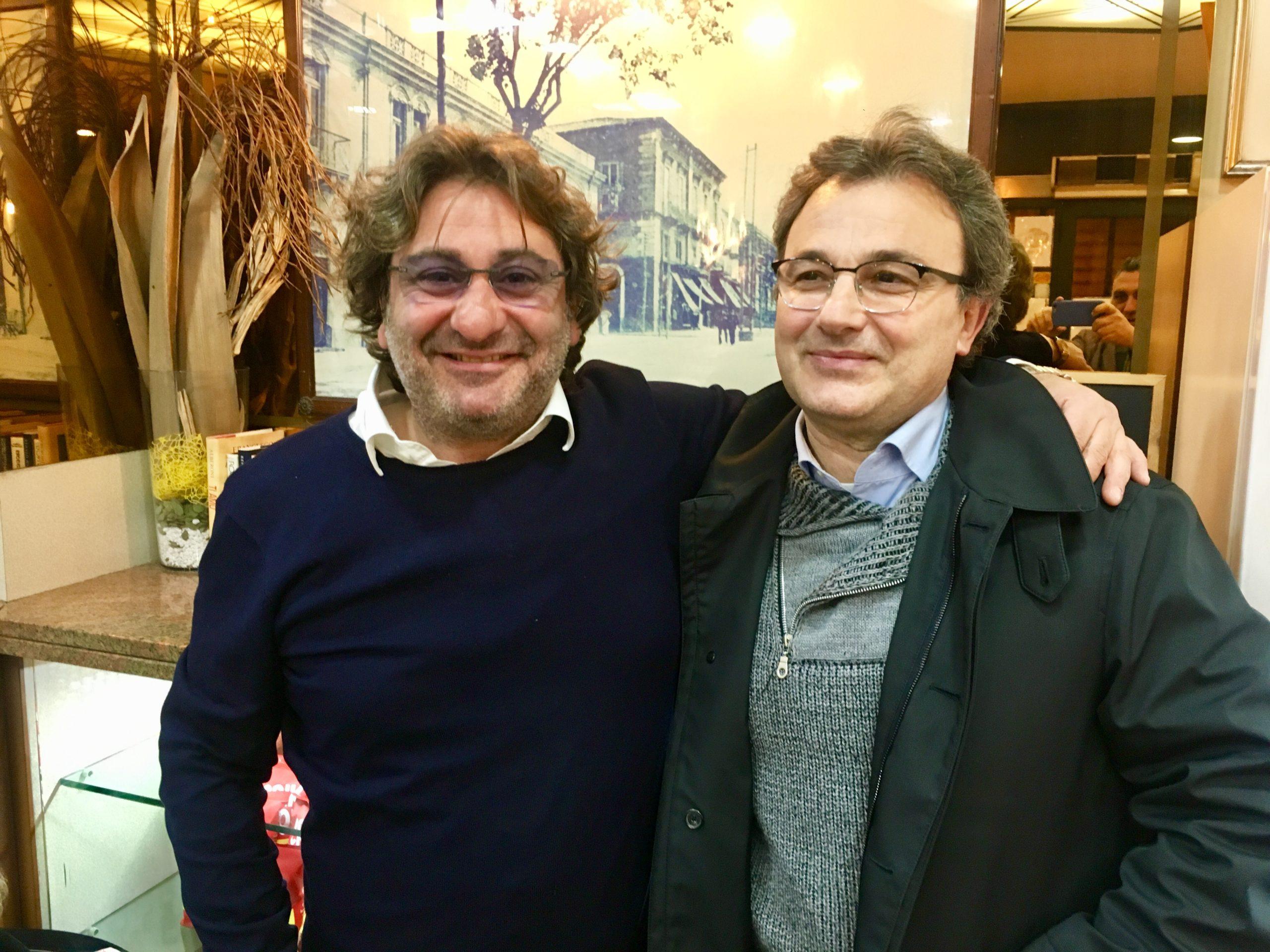 Lino Santoro responsabile di PmiSicilia, Longo sarà il suo vice