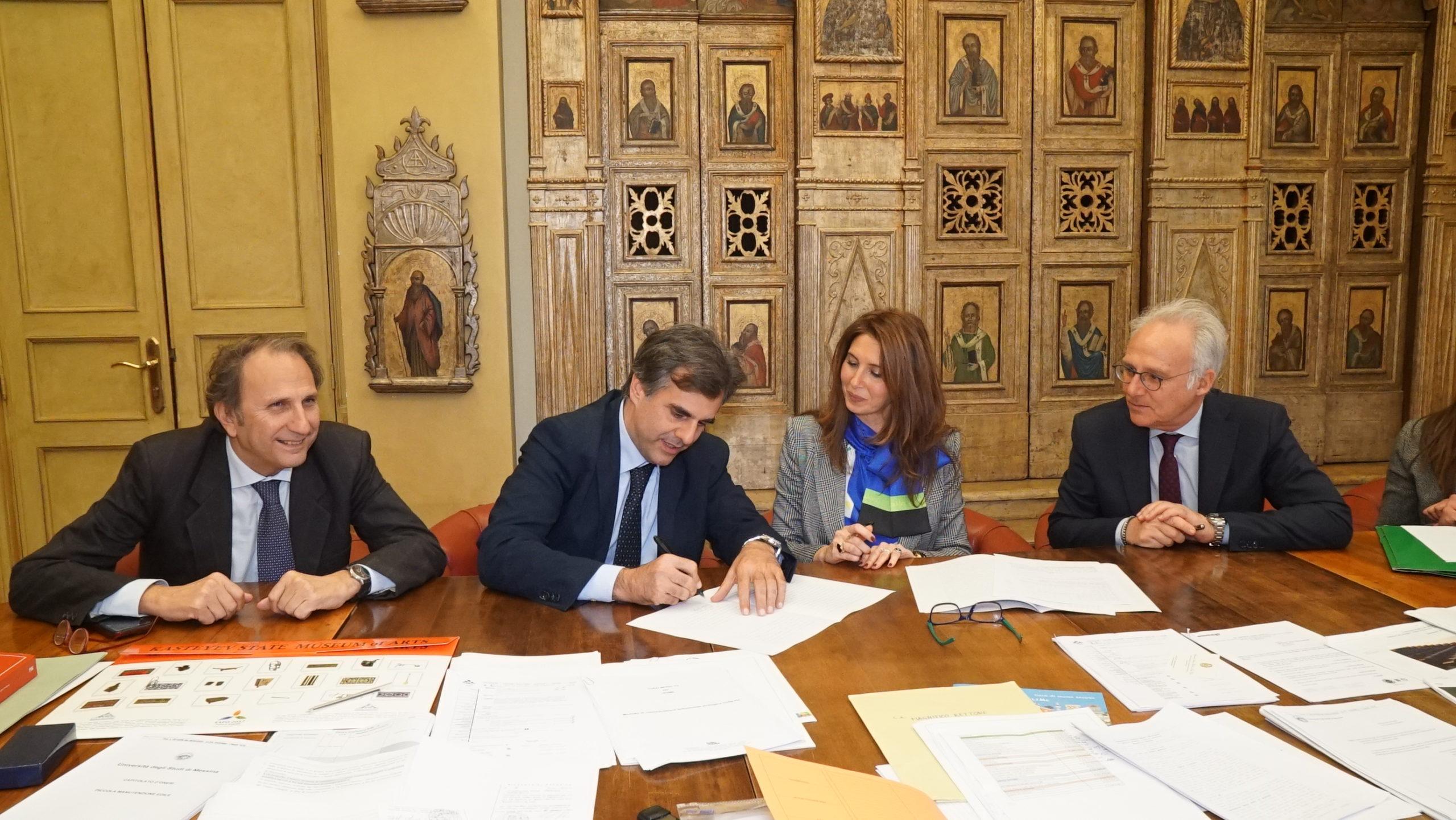 L'Università compra il Palazzo della Banca d'Italia