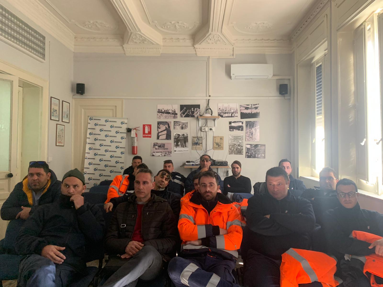 Blue Jet: sciopero totale, garantiti solo servizi minimi