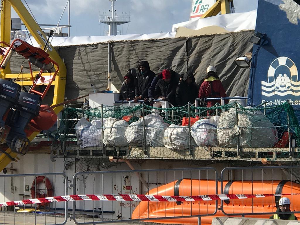 """Sea Watch, l'ira di Musumeci: """"Grave autorizzare lo sbarco"""""""