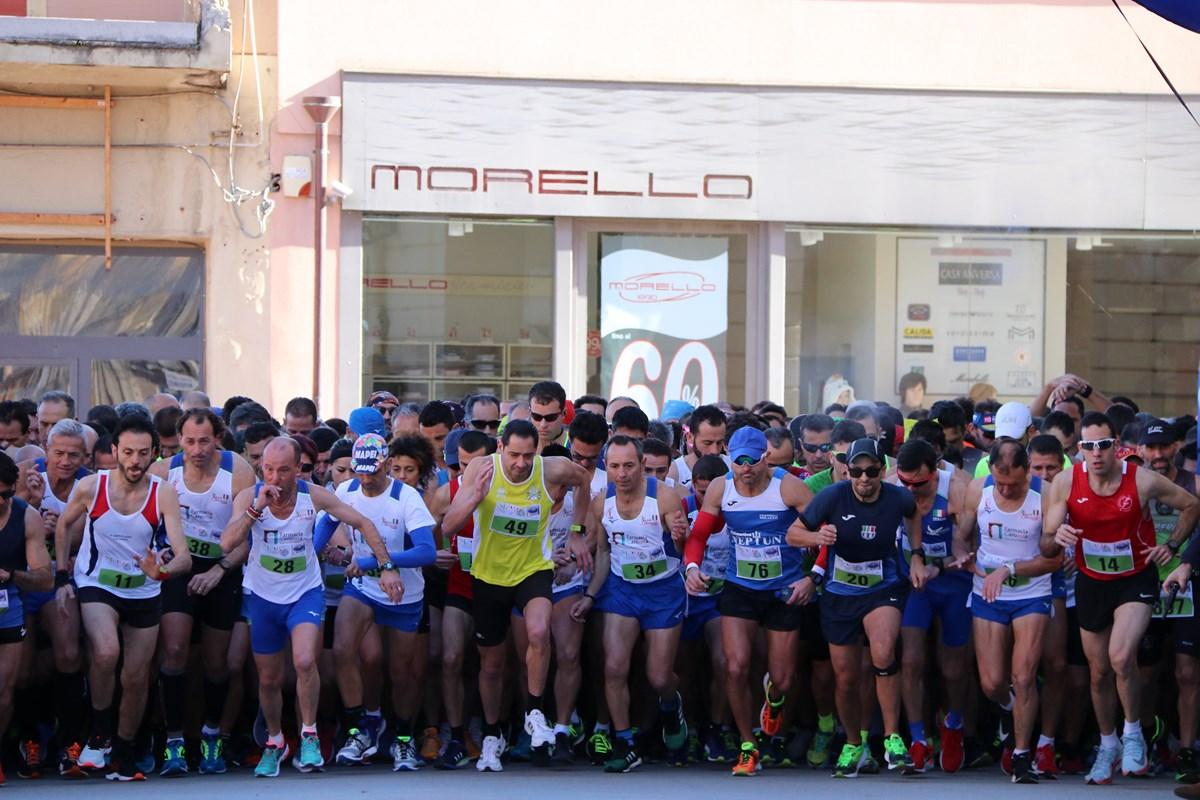 Maratonina dei Nebrodi, domenica a Sant'Agata Militello