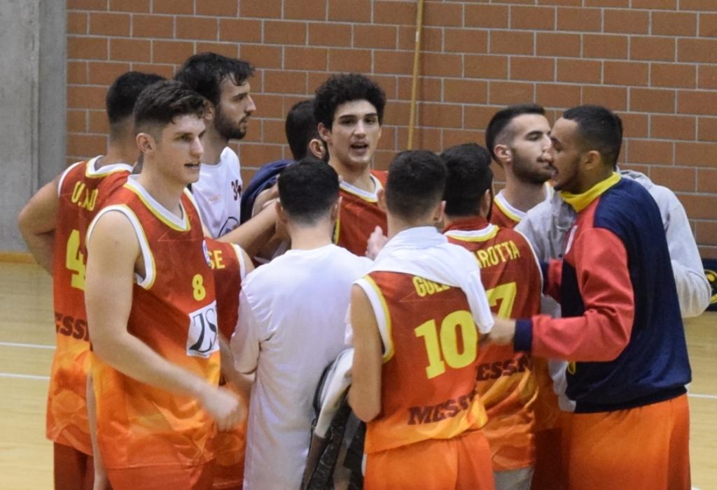 BASKET – ZS Group Messina sbanca Catania