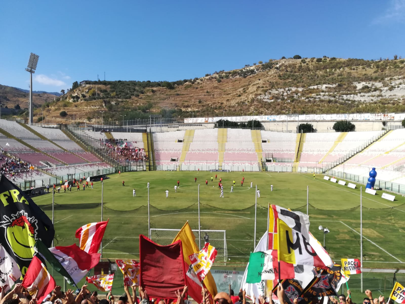 """FC Messina nella tana dell'Acireale, Licata cerca punti al """"Franco Scoglio"""" con l'ACR"""