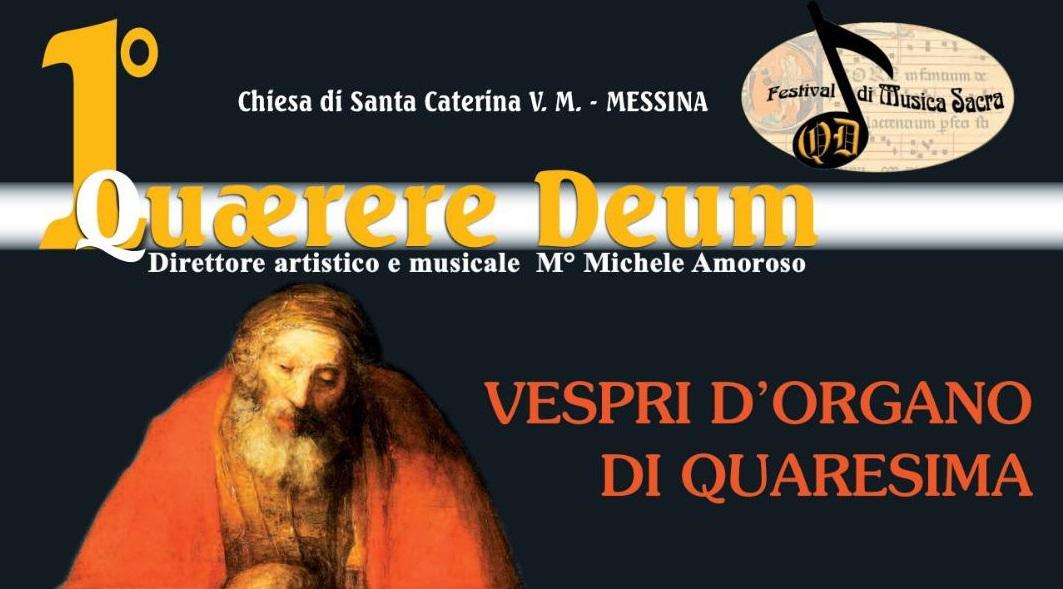 Chiesa S. Caterina, da domani al via ai concerti in vista della Quaresima