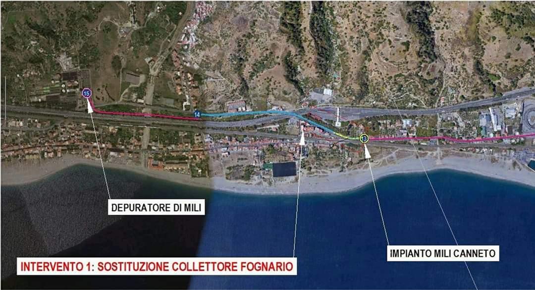 Amam, un mln di euro per evitare gli sversamenti nelle aree di Mili e della Cassina