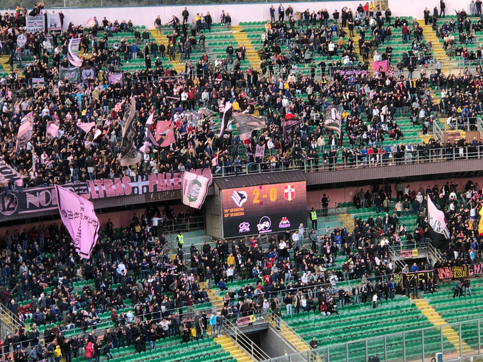 FC Messina sconfitto a Palermo
