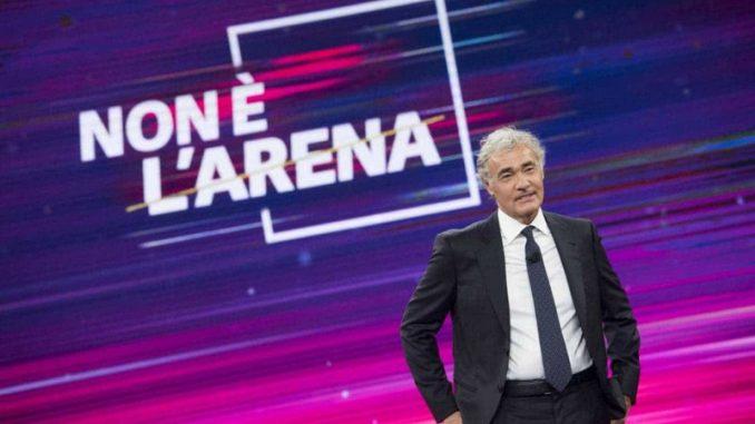 """""""CatenoShow"""" domani sera a """"Non è l'Arena"""" di Massimo Giletti"""