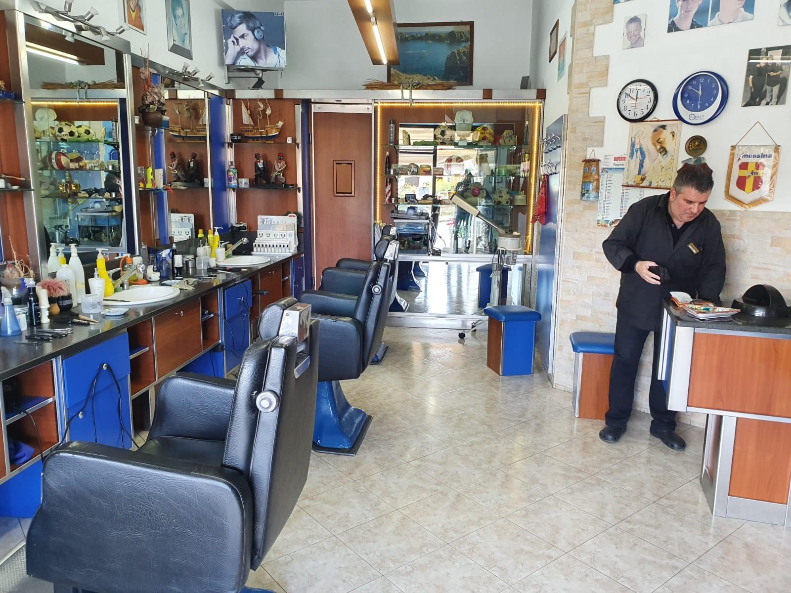 """Messina """"ultrarossa"""", da mercoledì chiudono barbieri e parrucchieri. LEGGI IL REGOLAMENTO"""