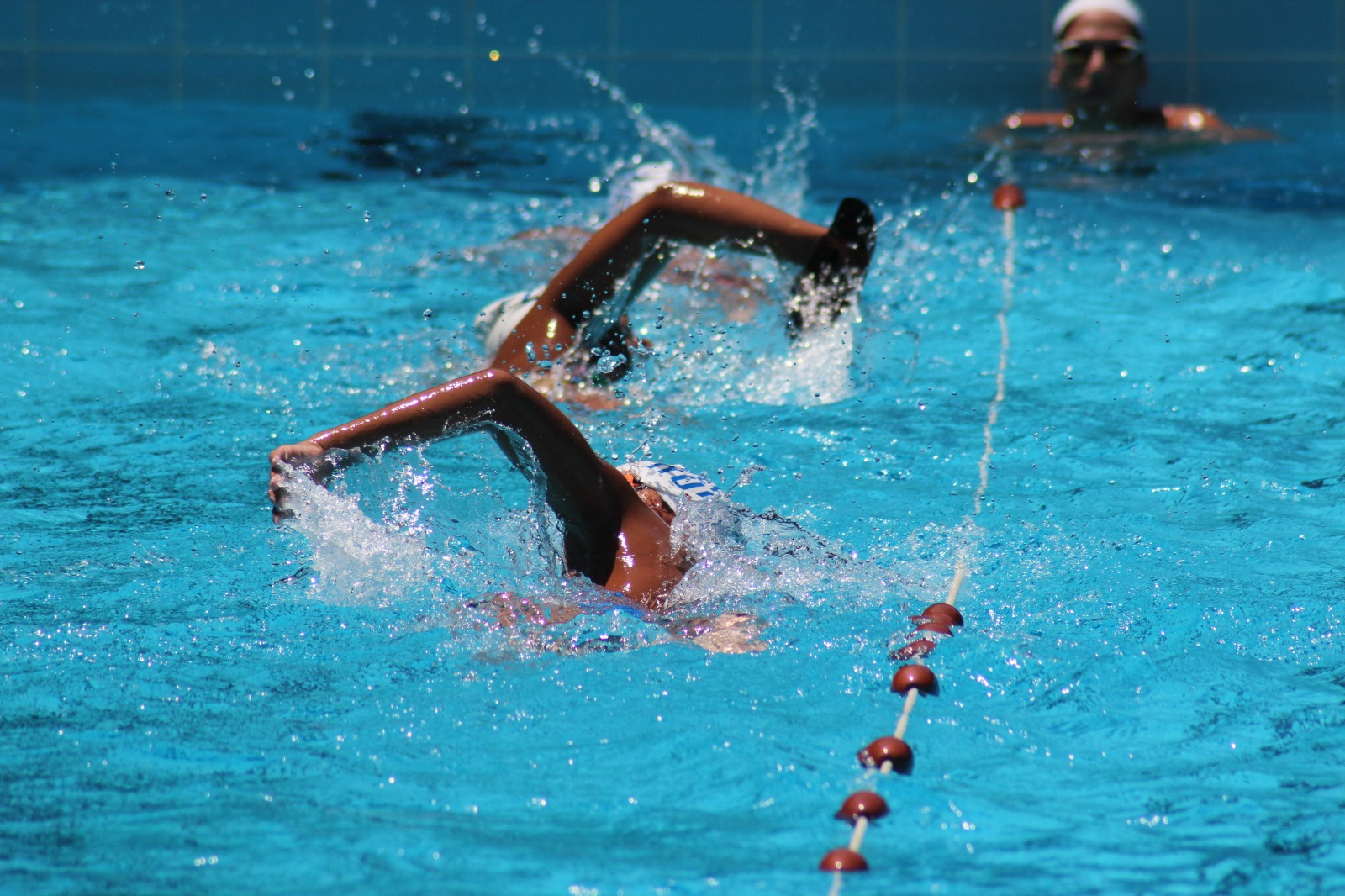 Lunedì riapre la piscina di Villa Dante