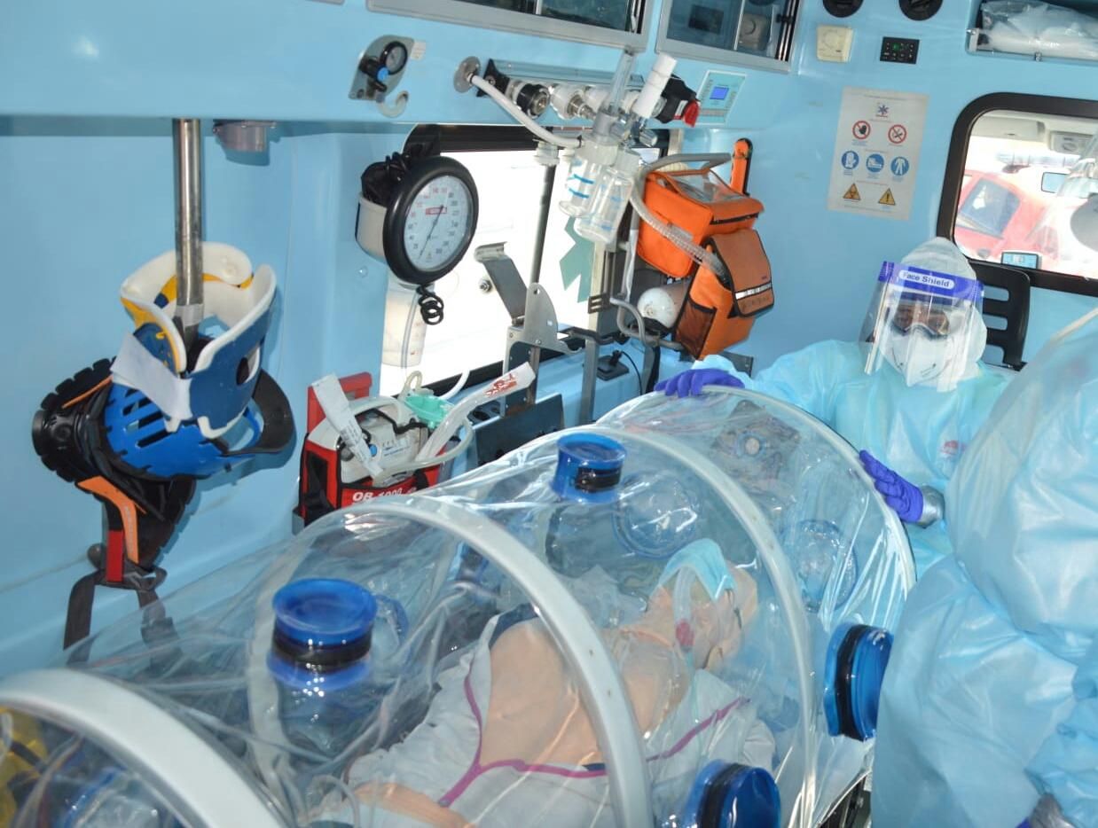 Coronavirus, Messina avrà 106 posti di terapia intensiva