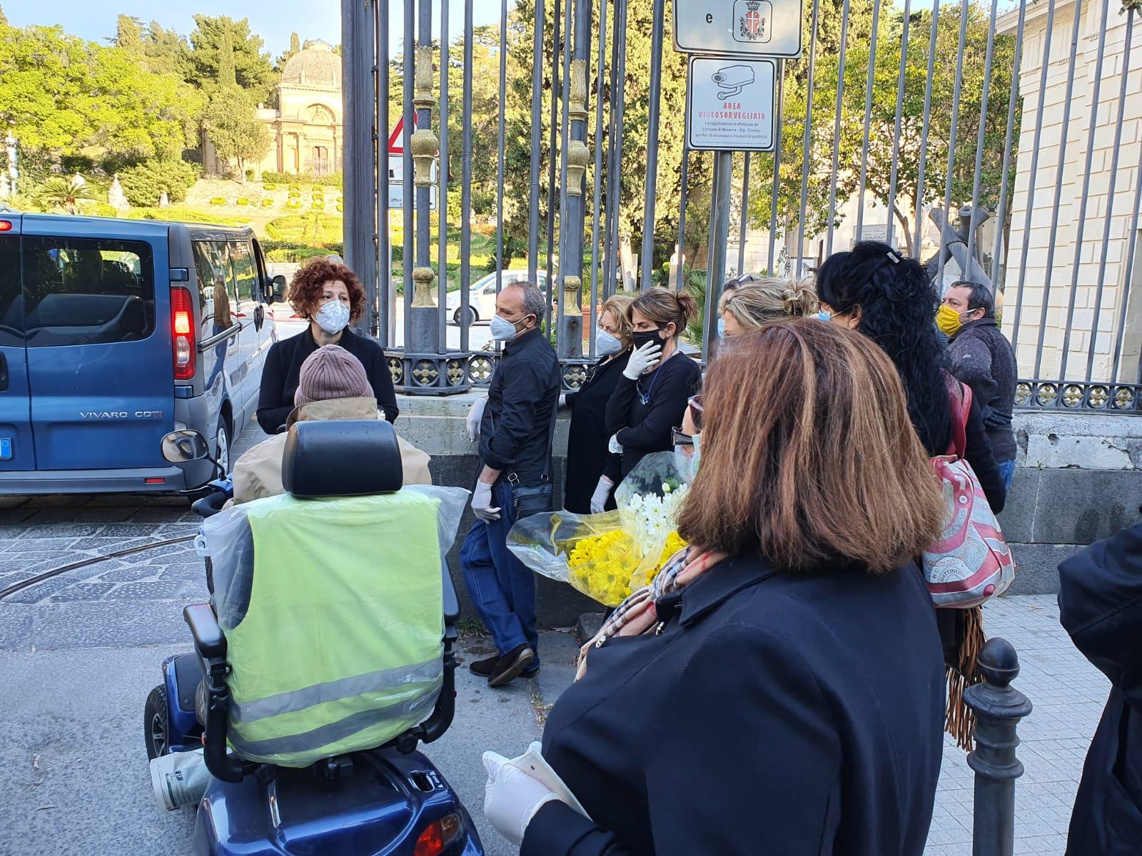 Commemorazione dei Defunti: sospeso pass per disabili