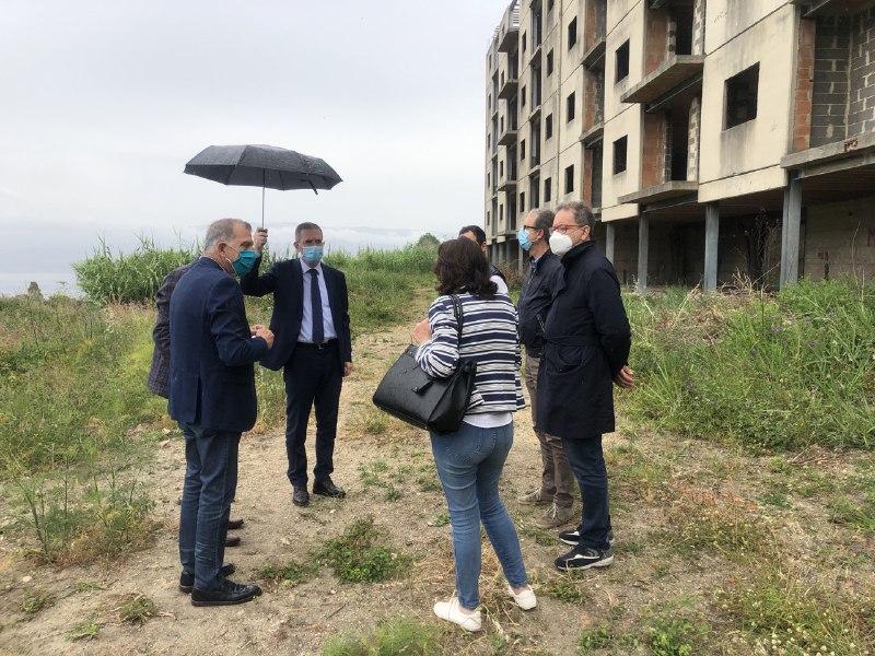 """Falcone: """"Dopo l'estate cantiere per far rinascere San Giovannello"""""""