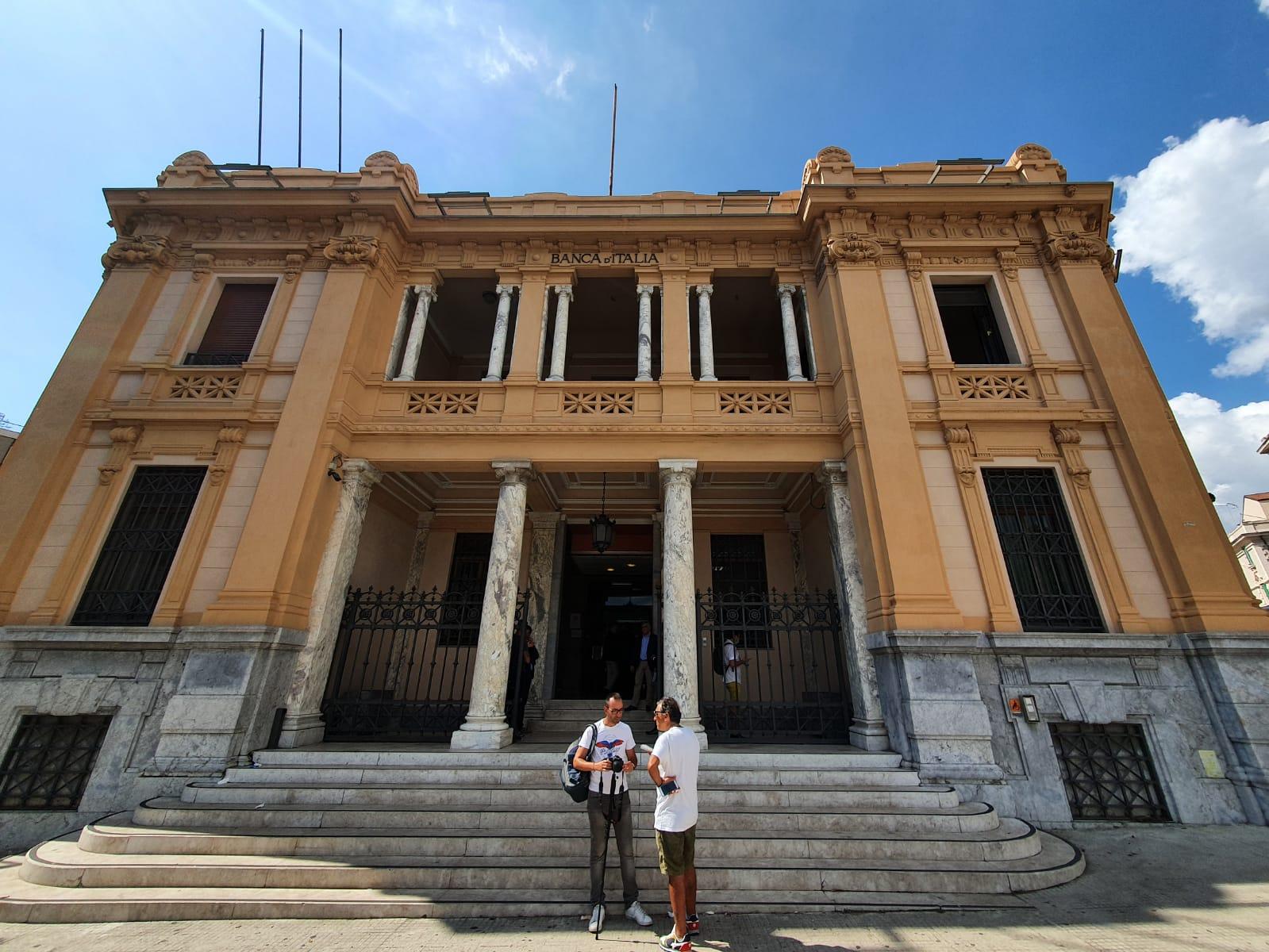 Ex Banca d'Italia, presentato il nuovo immobile di Unime