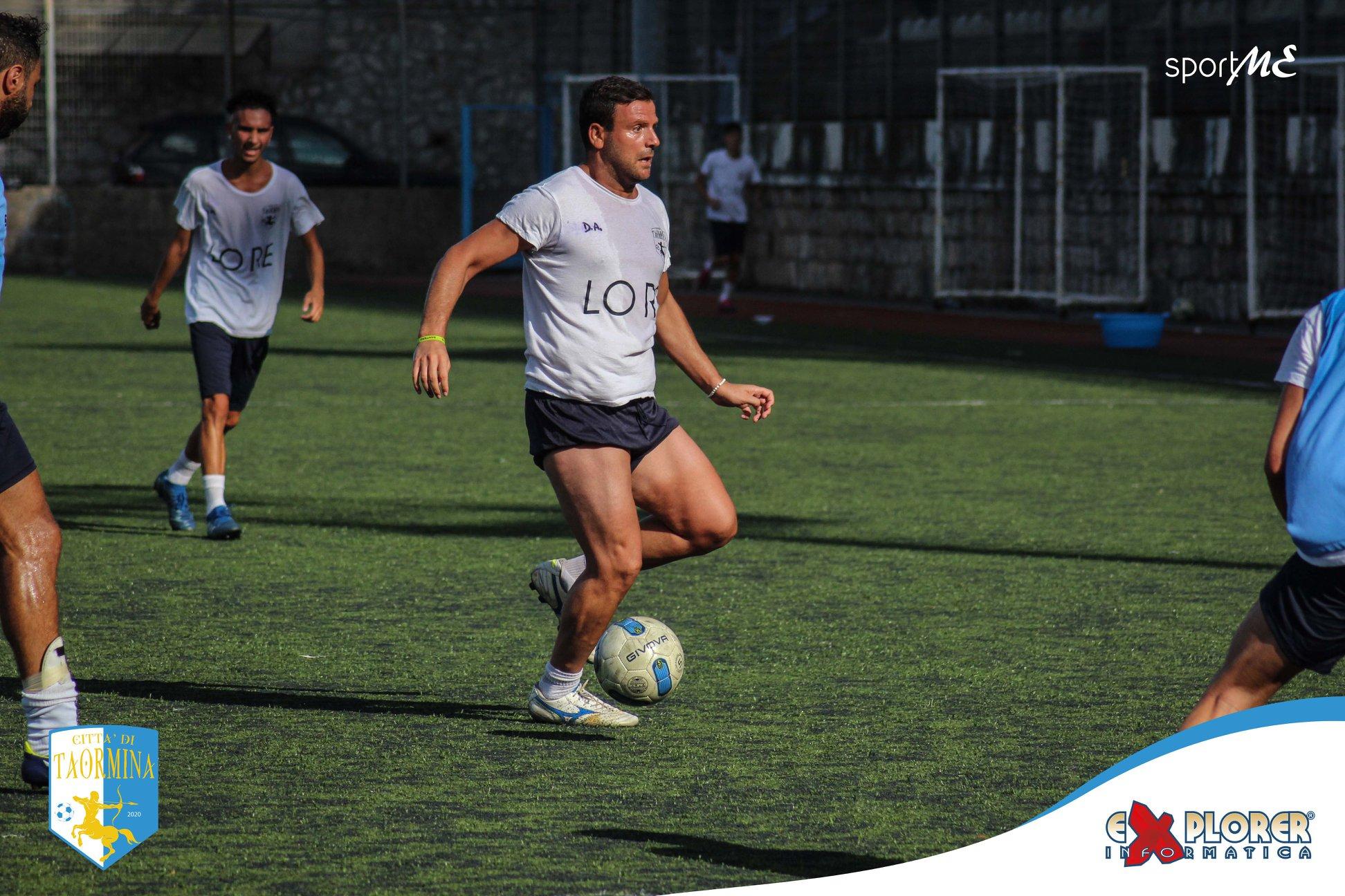 Il fantasista Arigò saluta (almeno per ora) il calcio giocato