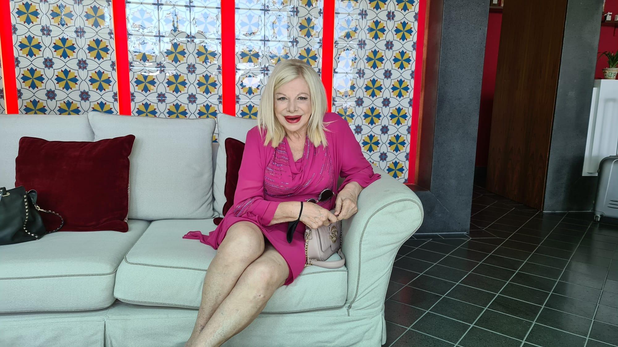 """""""Nations Award"""", Sandra Milo sbarca a Taormina"""