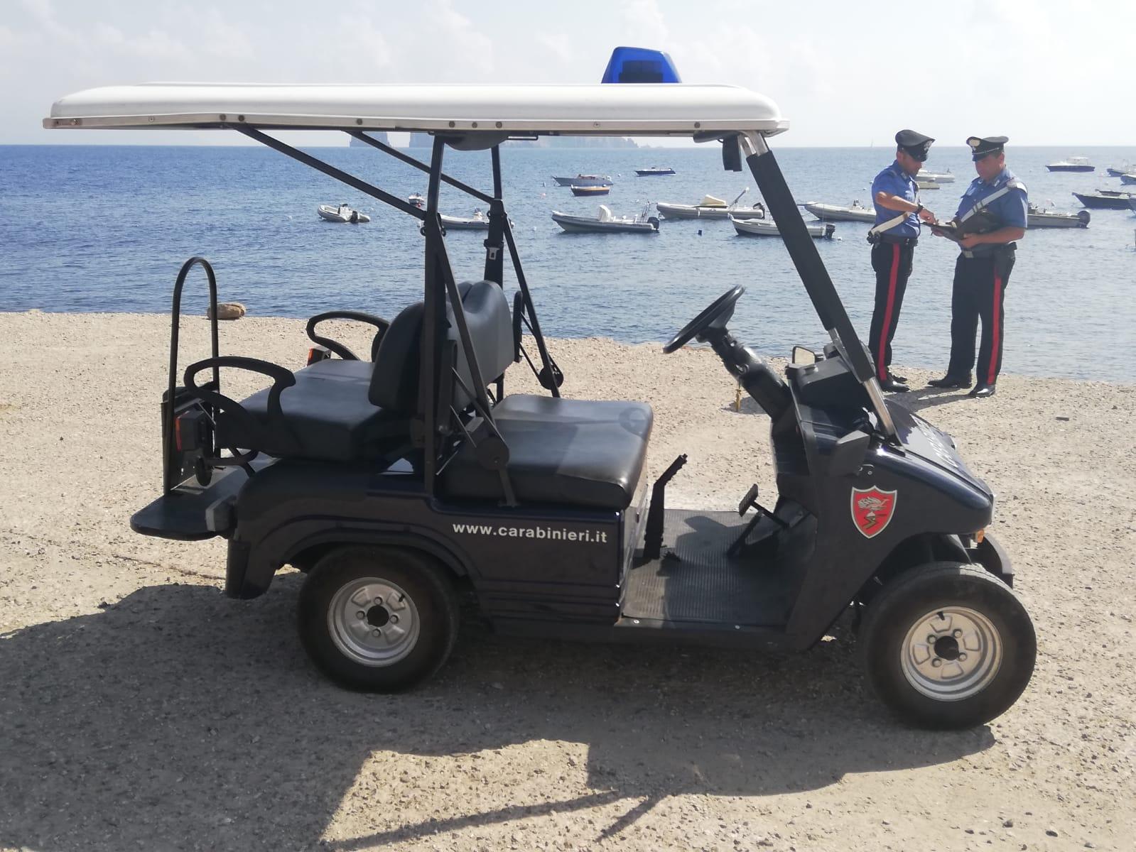 Spaccio, arrestato 44enne a Stromboli