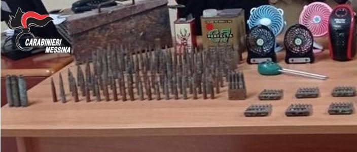 Controlli a Cesarò e dintorni: 8 denunce per armi e droga