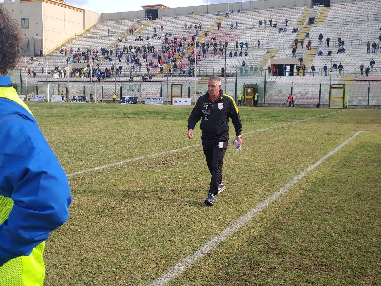 Covid 19, Messina-Asd Gelbison rinviata al 1° novembre
