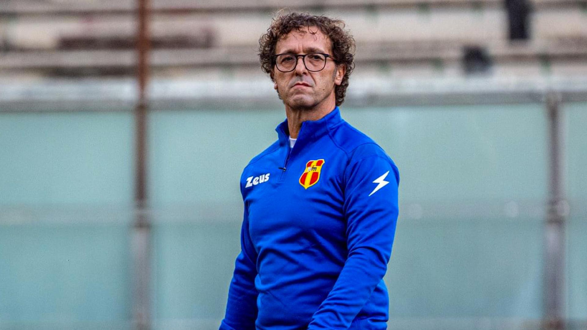 CALCIO SERIE D – Pino Rigoli fa il suo esordio alla guida del Football Club Messina